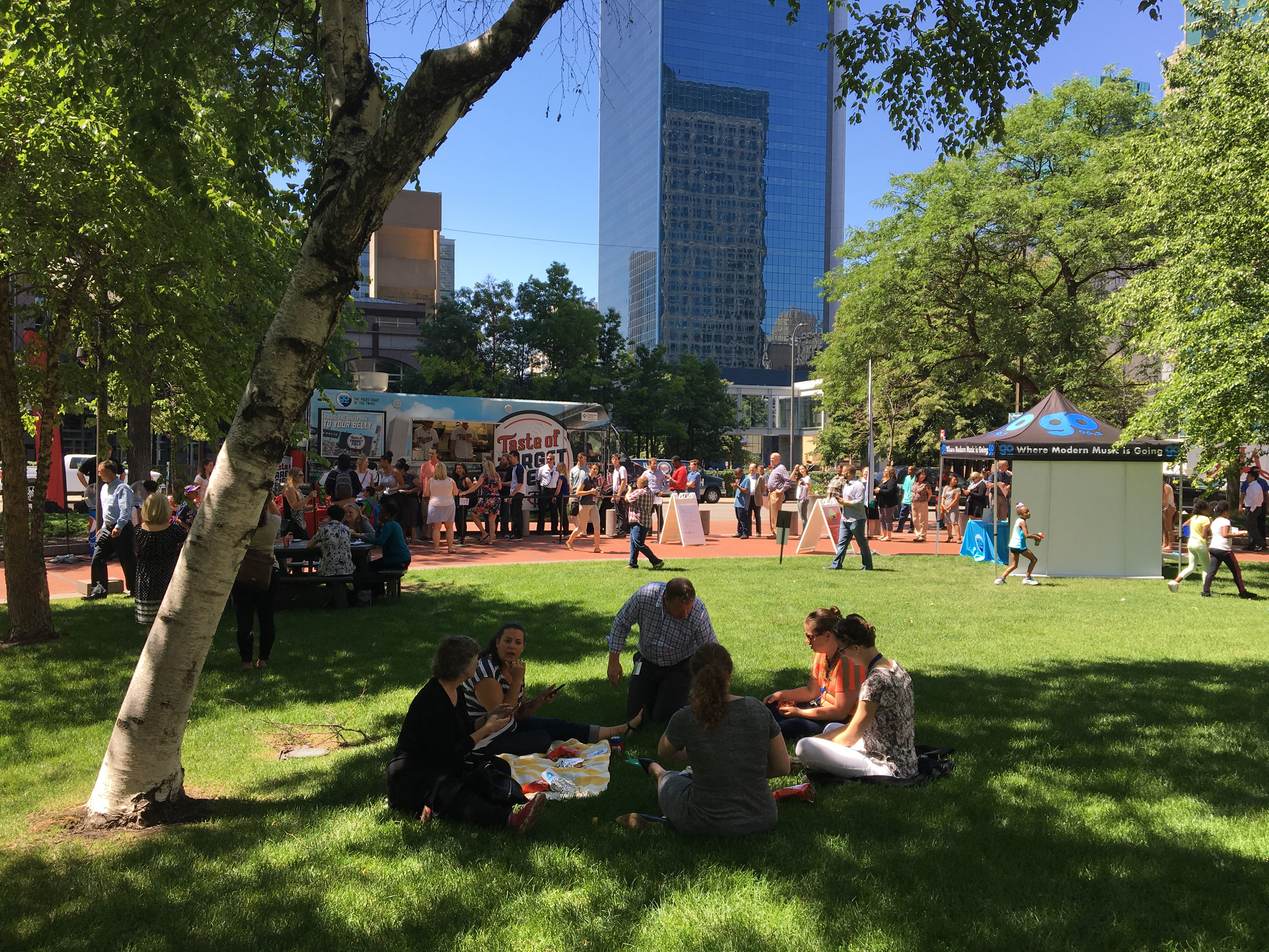 Go Outside with Hennepin County: Wednesdays at South Plaza