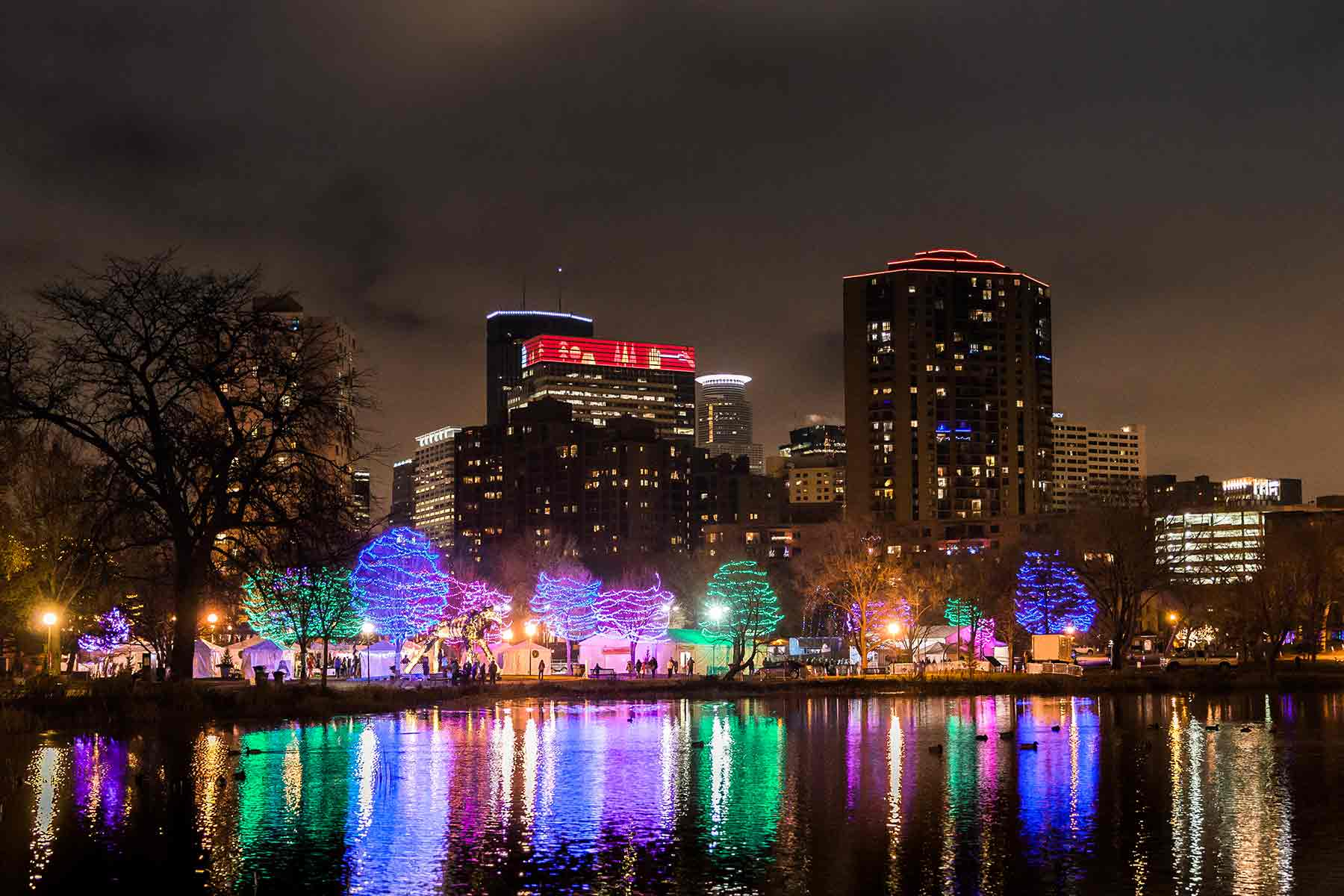 Holidazzle - mpls downtown council