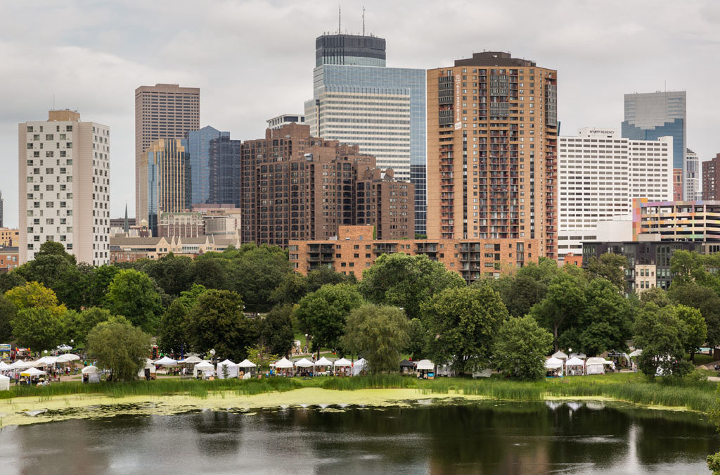 Minneapolis Repeats as Nation's Best Park System on Trust for Public Land's 2017 ParkScore Index