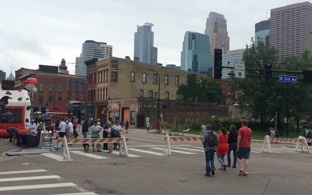photos: open streets mpls downtown from june 11th