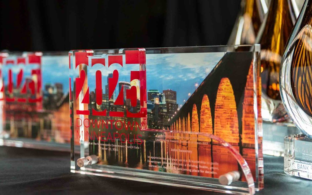nominations now being accepted for mpls downtown council's 2025 Plan Leadership Awards