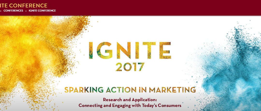 YA, Carlson School of Management connect university and downtown through Ignite 2017 Conference