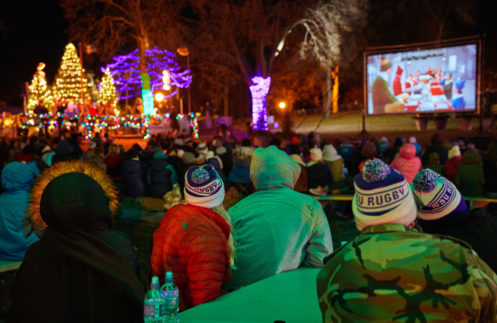 Holidazzle Launches 2019 Season in Loring Park on Friday, November 29