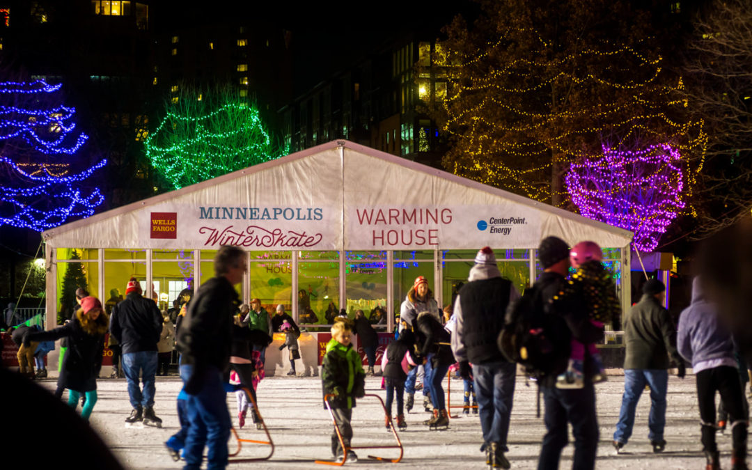 photos: wells fargo mpls winterskate in loring park