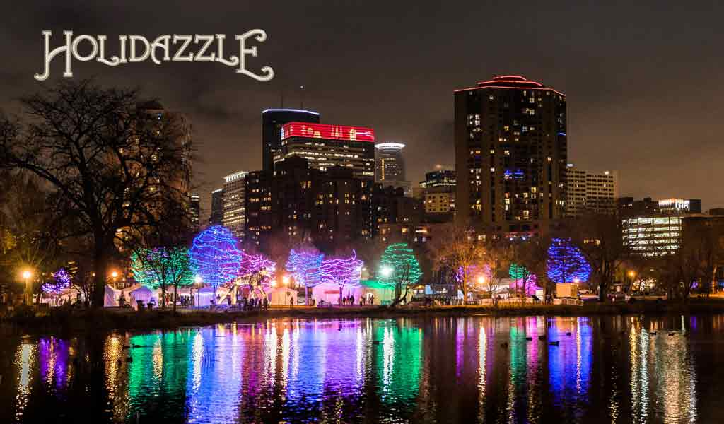 volunteer at Holidazzle this holiday season