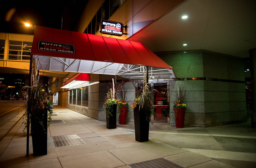Ruth's Chris Steak House: New Look, Same Great Service
