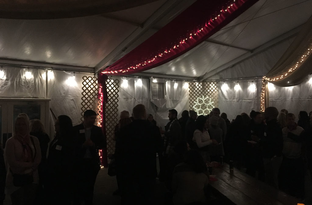 mdc hosts winter social at Holidazzle on Dec. 7