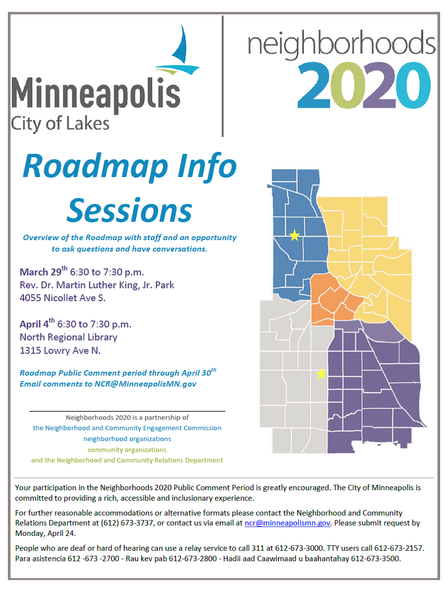 neighborhoods 2020 roadmap info session - mpls downtown council on boston ma road map, rockford il road map, lubbock tx road map, black hills sd road map, orange county ca road map, tallahassee fl road map, glendale az road map, arlington va road map, miami fl road map, philadelphia pa road map, downtown minneapolis bike map, st charles mo road map, mount pleasant sc road map, moses lake wa road map, hartford ct road map, minneapolis light rail blue line map, mesa az road map, sacramento ca road map, eugene or road map, worcester ma road map,