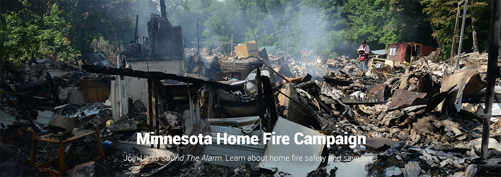 Red Cross launches home fire campaign