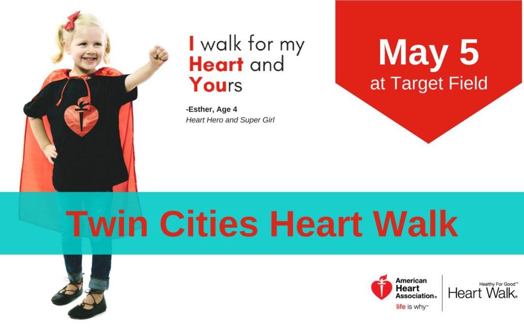 Twin Cities Heart Walk