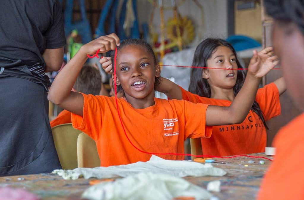 YWCA Minneapolis offers summer camp opportunities downtown