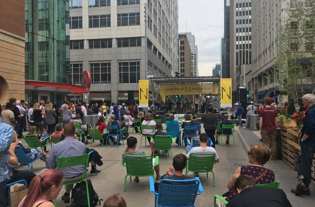 Springtacular brings community together #OnNicollet