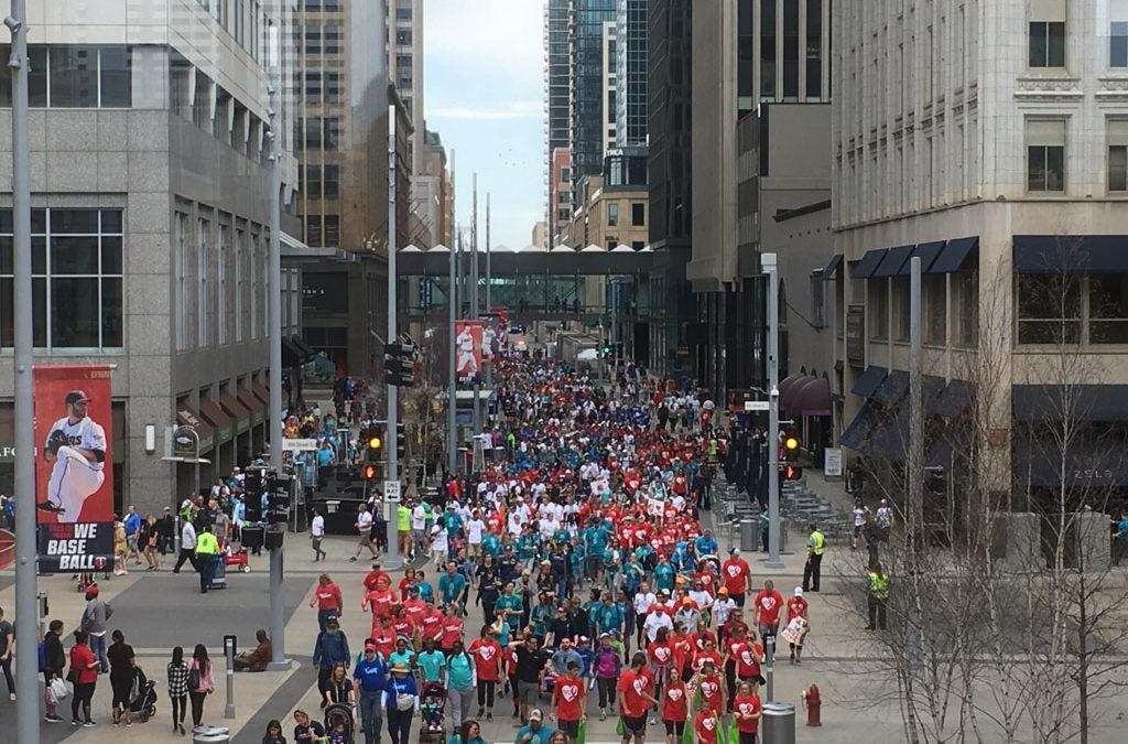Photos: Twin Cities Heart Walk