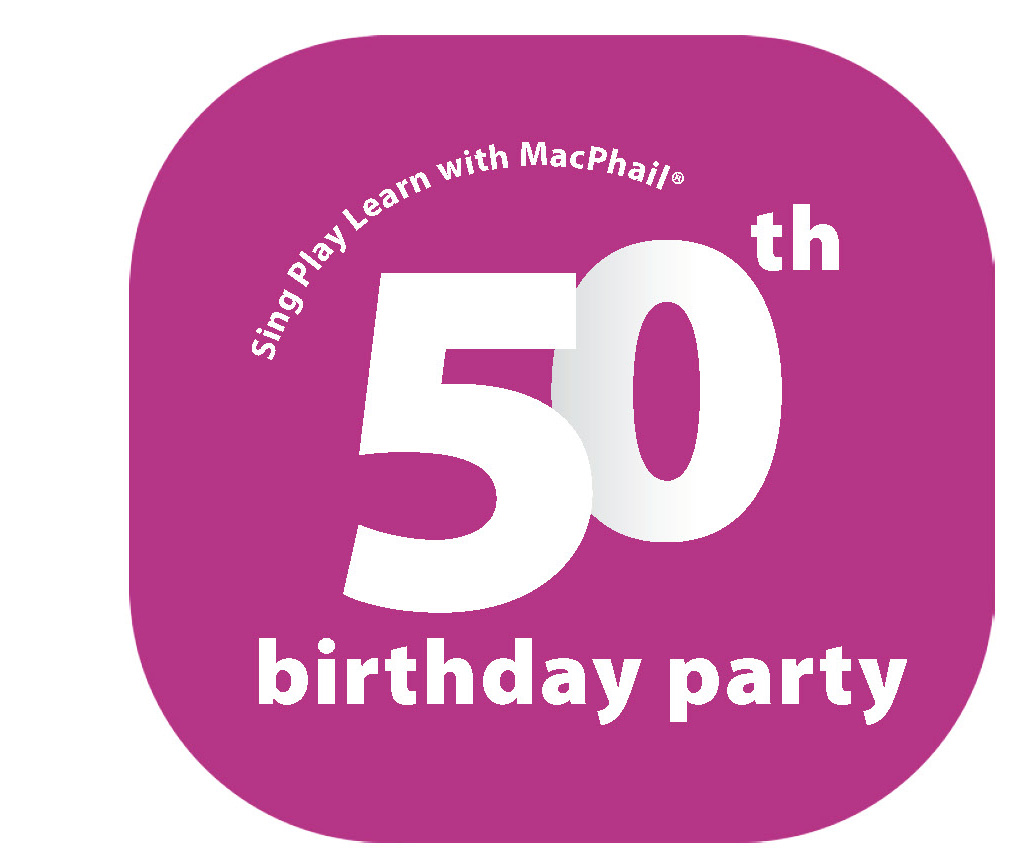 Our Sing Play Learn With MacPhailR Program Is Turning 50so Lets Celebrate Join Us For Fun Activities Including A Live Band Outdoor