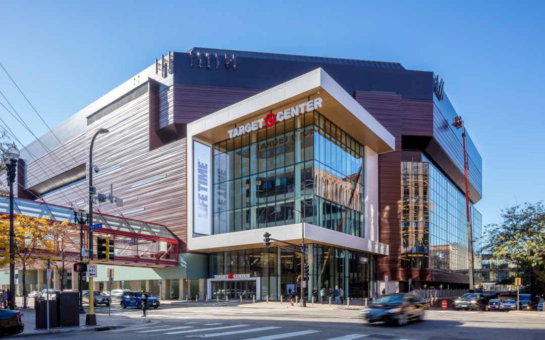 2025 plan leadership award recipient: Target Center renovation creates whole new fan experience downtown
