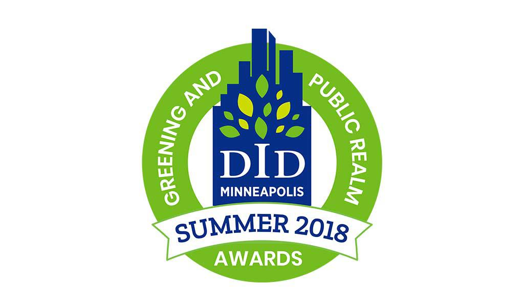 DID announces 2018 greening & public realm award winners