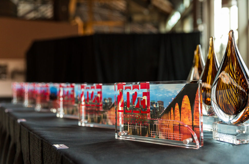 mpls downtown council honors 2025 plan leadership award recipients tonight at annual gala