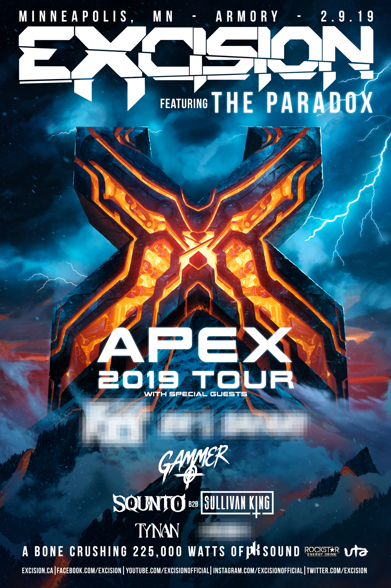 Excision at The Armory - mpls downtown council