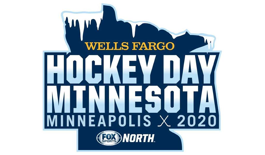 Minneapolis to host Hockey Day Minnesota 2020 presented by Wells Fargo