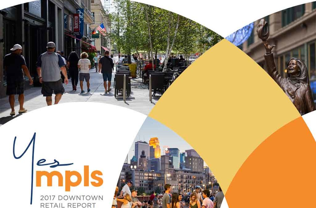 mpls downtown council launches first annual downtown mpls retail report to support attracting retail to the city