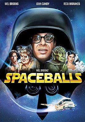 "outdoor movie night: ""Spaceballs"""