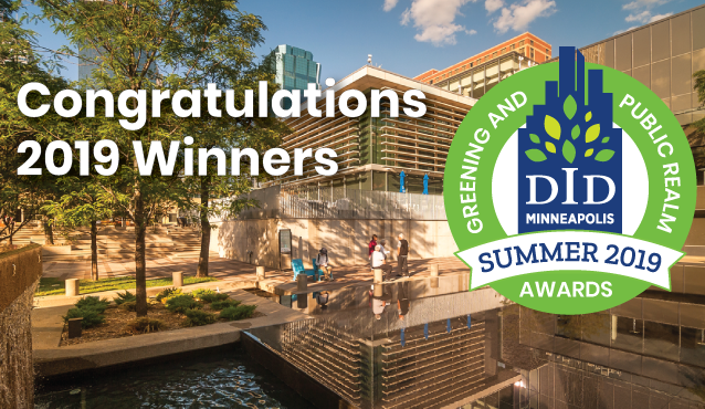 DID announces 2019 Greening & Public Realm Award Winners