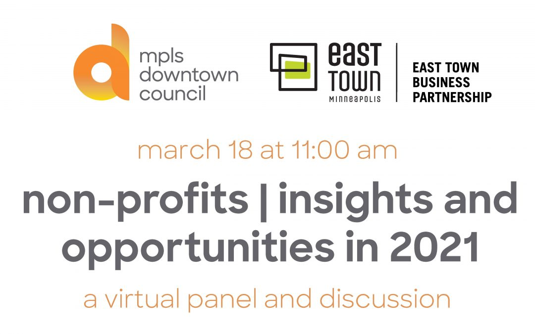 non-profits | insights and opportunities in 2021