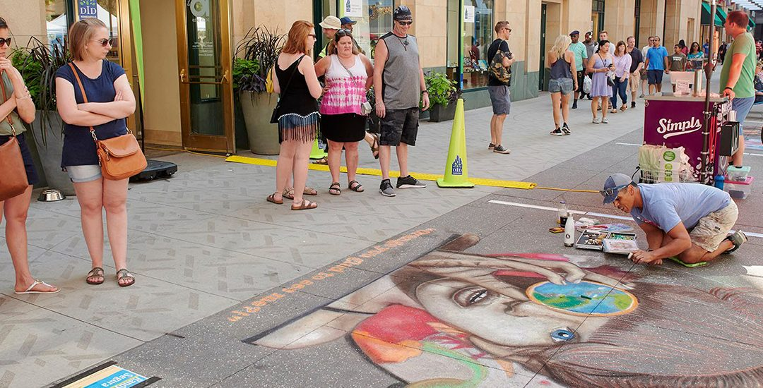 Downtown Mpls Street Art Festival returns August 12-14